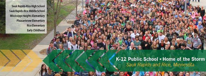 Sauk Rapids-Rice Public Schools cover