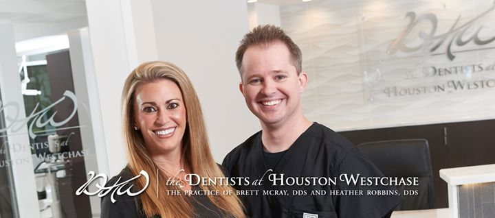 The Dentists At Houston Westchase cover