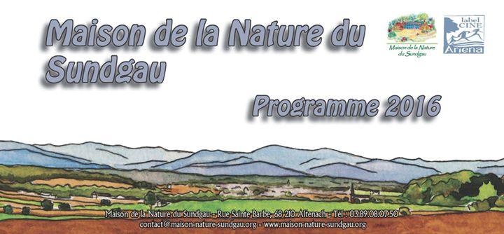 Maison de la Nature du Sundgau cover