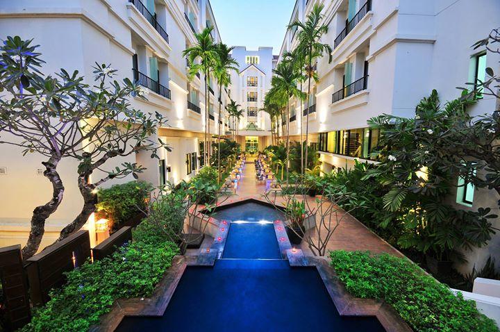 Tara Angkor Hotel cover