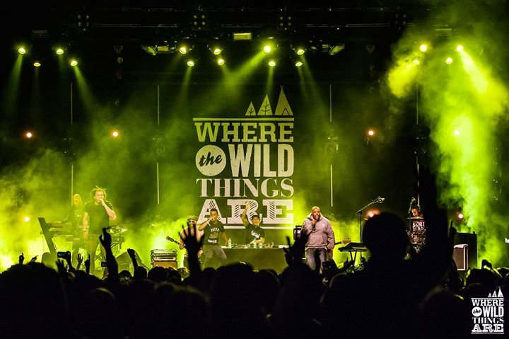 Where The Wild Things Are festival cover