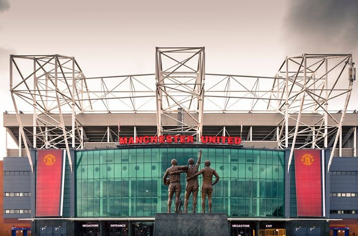 Old Trafford cover