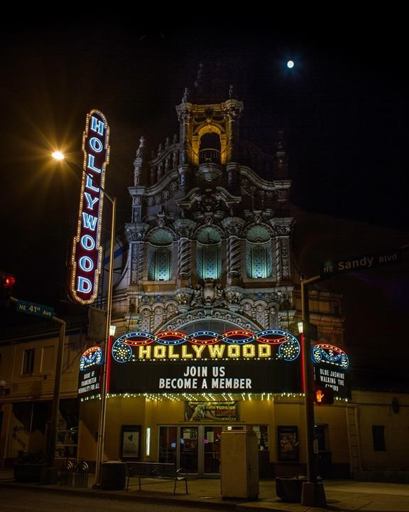 The Hollywood Theatre cover