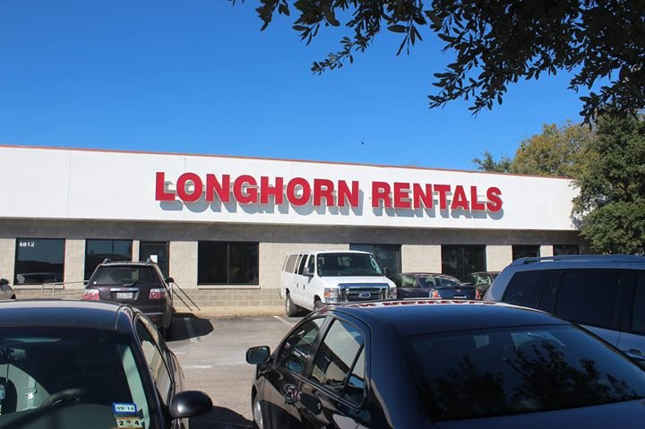 Longhorn Car and Truck Rentals cover