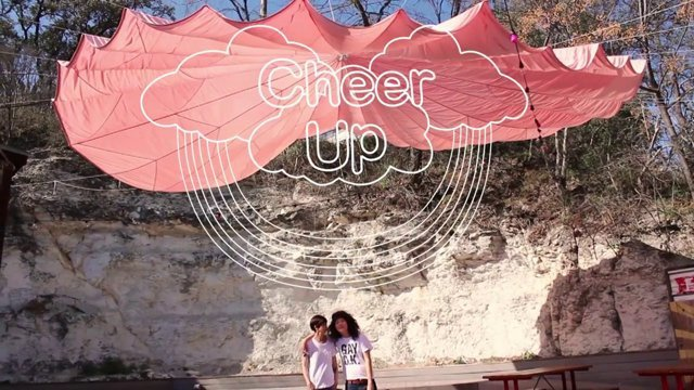 Cheer Up Charlies cover
