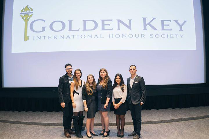 Concordia University Golden Key cover