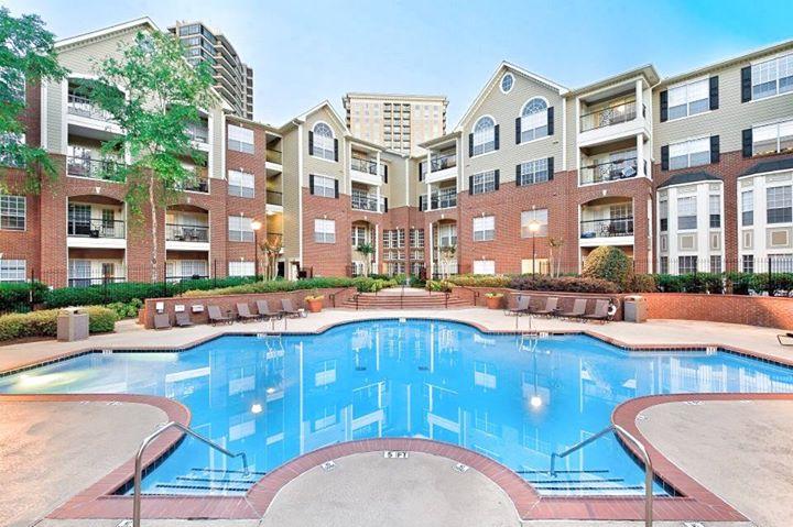 Camden Phipps Apartments Atlanta United States