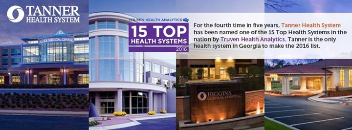 Tanner Health System cover