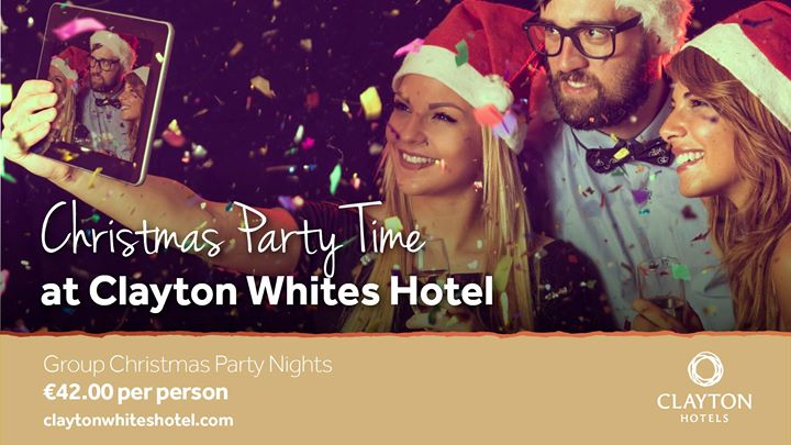 Clayton Whites Hotel cover