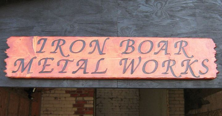 Iron Boar Metal Works cover