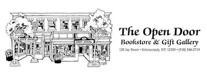 Open Door Bookstore cover
