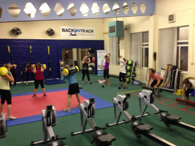 Back on Track Personal Training and Sports Injury Clinic cover