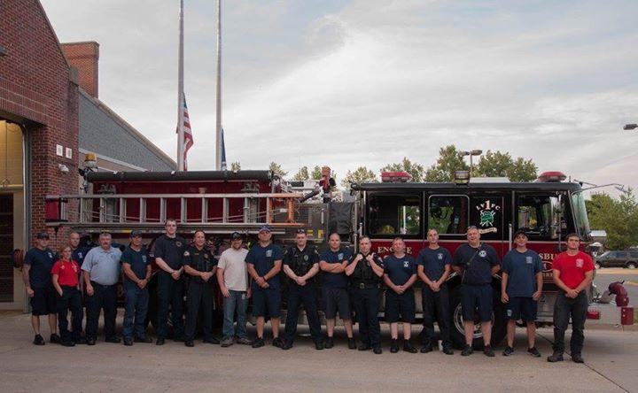 Leesburg Volunteer Fire Company cover