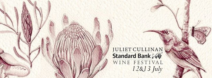 Juliet Cullinan Standard Bank Wine Festival 2018 cover