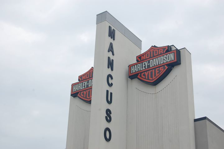 Mancuso Harley-Davidson Crossroads cover