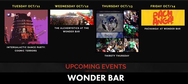 Wonder Bar cover