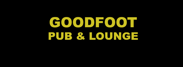 Goodfoot Pub & Lounge cover