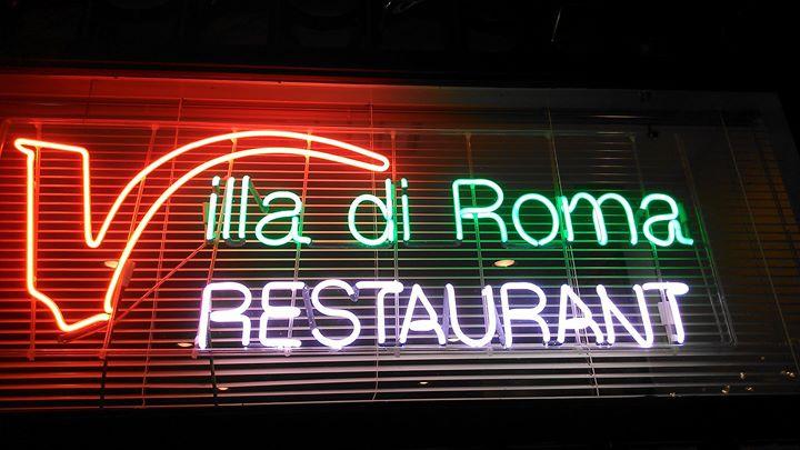 Villa Di Roma cover
