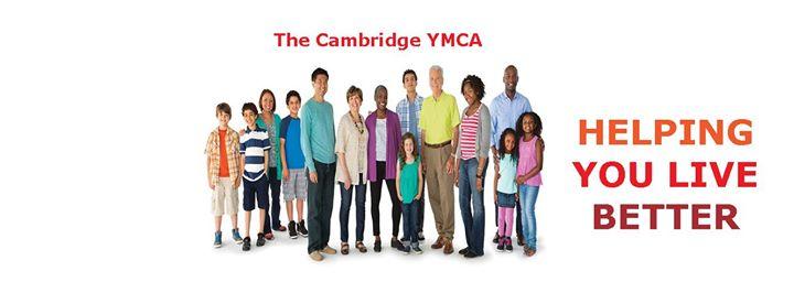 Cambridge YMCA cover