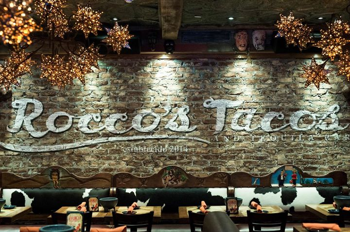 Rocco's Tacos and Tequila Bar - Brooklyn cover