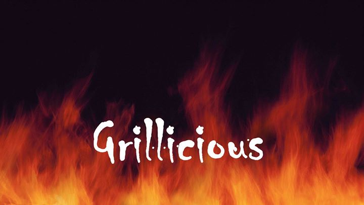 Grillicious cover