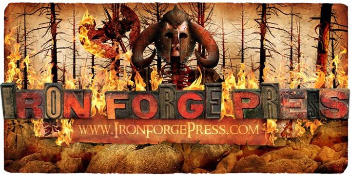 Iron Forge Press cover