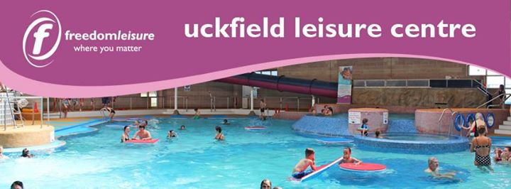 Uckfield Leisure Centre cover
