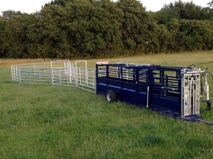 GSF Livestock Equipment Ltd cover