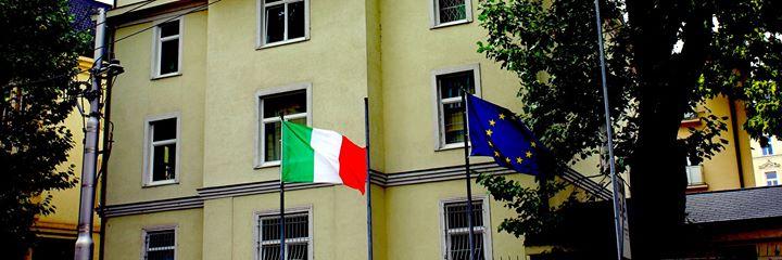 Ambasciata d'Italia a Bratislava - Slovacchia cover