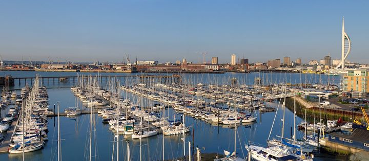 Gosport Marina cover