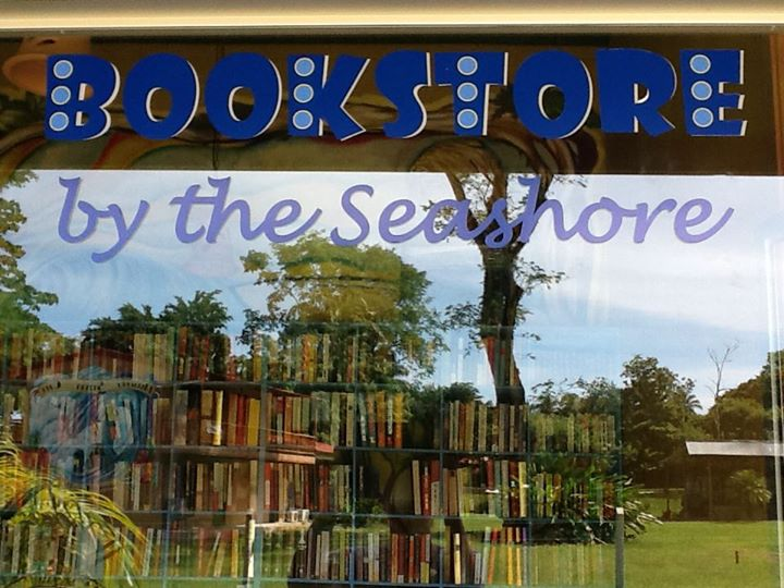 Bookstore by the Seashore cover