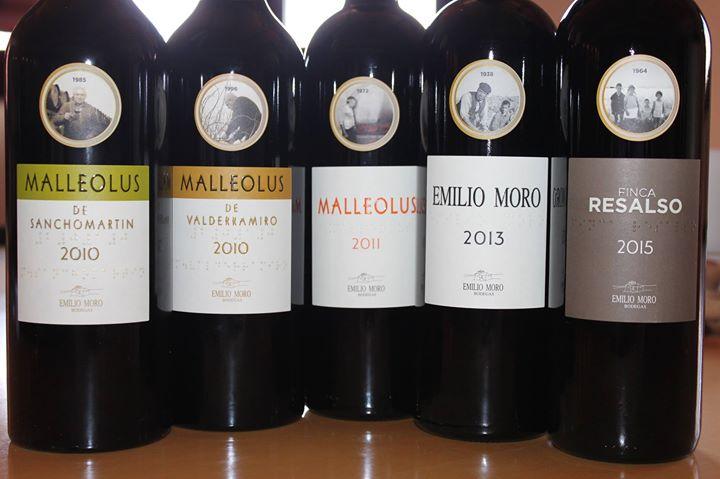 Emilio Moro Winery cover