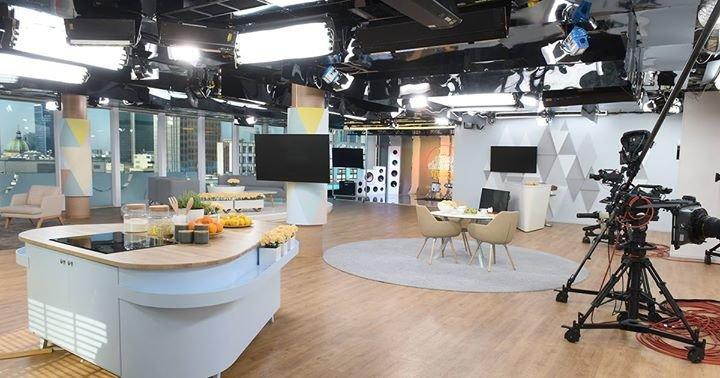 Studio DZIEŃ DOBRY TVN cover