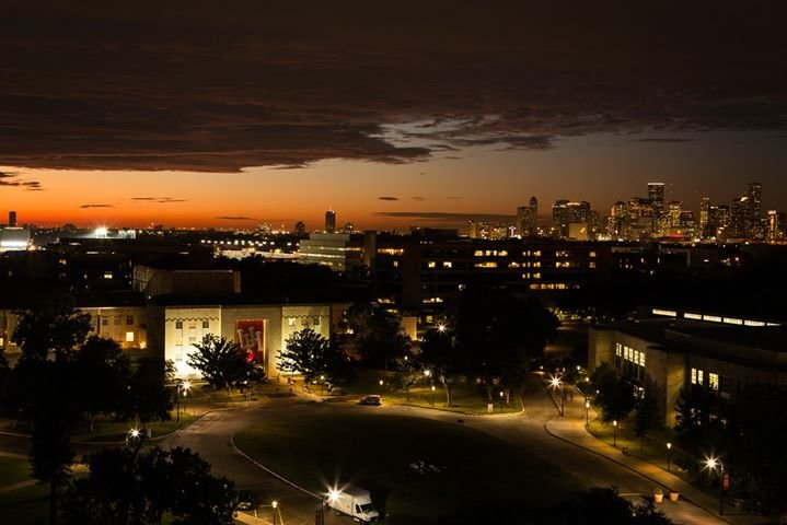 University of Houston Media Relations cover