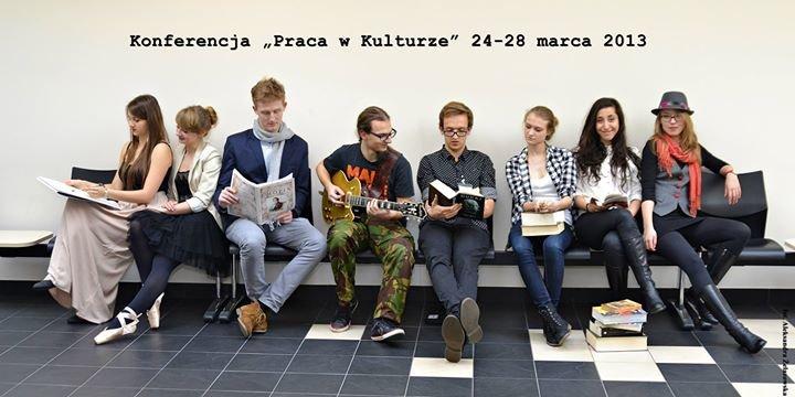 Praca w Kulturze cover