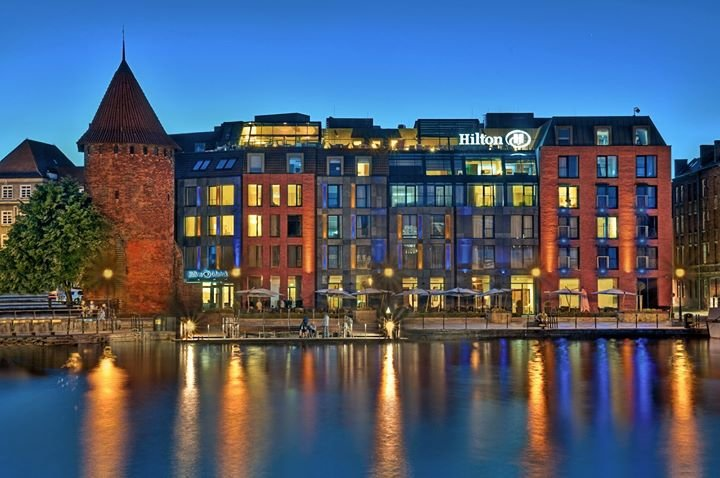 Hilton Gdańsk cover
