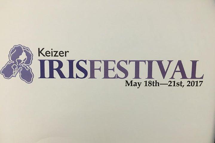 Keizer Iris Festival cover