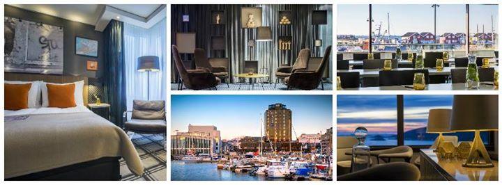 Radisson Blu Hotel, Bodø cover