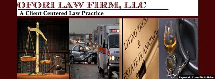 Ofori Law Firm, LLC cover