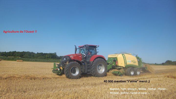 Agriculture de l'Ouest - AGO cover
