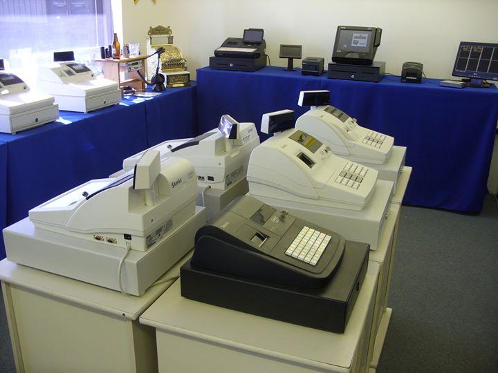 Modern Cash Register Systems cover