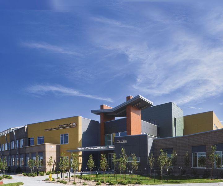 Rocky Vista University - Colorado Campus cover