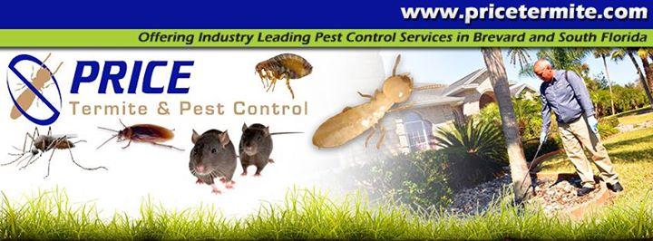 Price Termite & Pest Control  cover