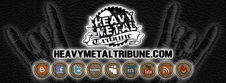 Heavy Metal Tribune cover