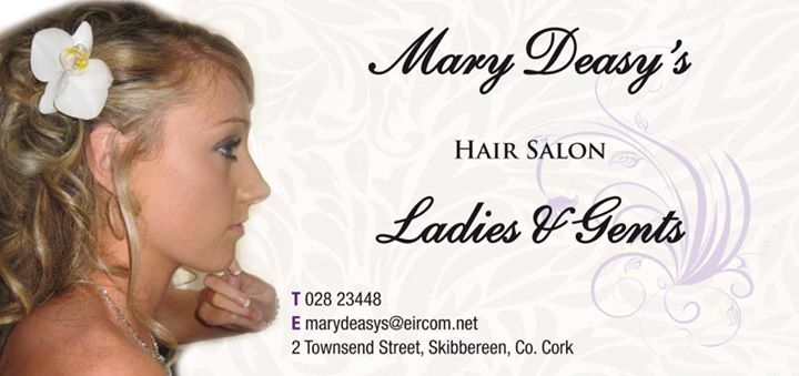 Mary Deasys cover