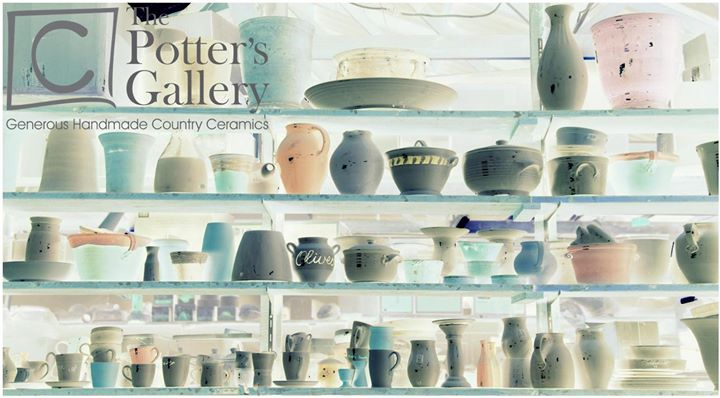 The Potter's Gallery cover