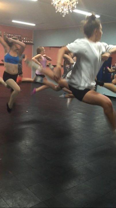 Carolina Dance Academy cover