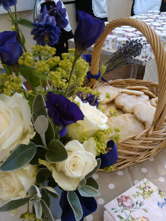 Posh Plates and Posies cover