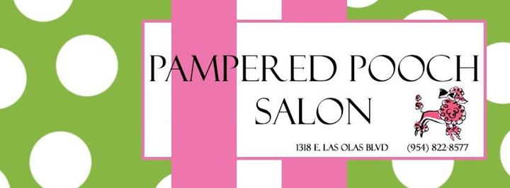 Pampered Pooch Salon cover