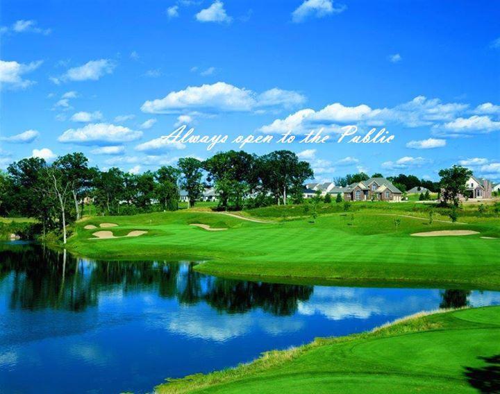 WeaverRidge Golf Club cover